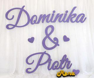 dominika&piotr