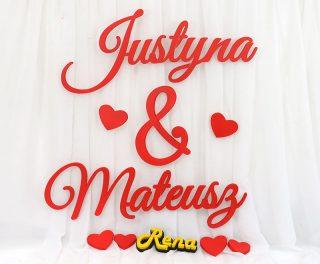 justyna&mateusz