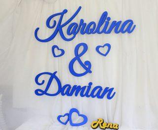 karoliona&damian