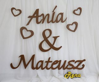 Ania&Mateusz