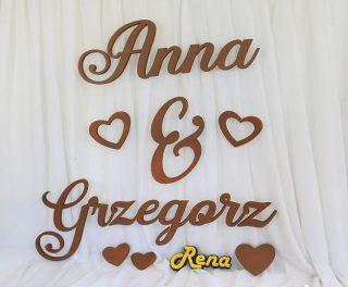 Anna&Grzegorz