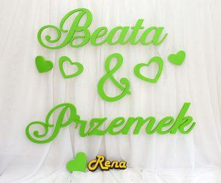 Beata&Przemek