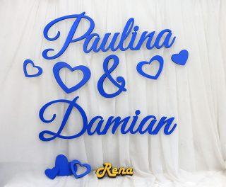 paulina&damian