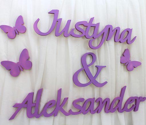 imiona na ślub