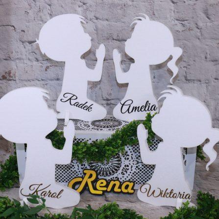 Figurki z imionami